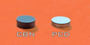 Image of CBN and PCD Inserts